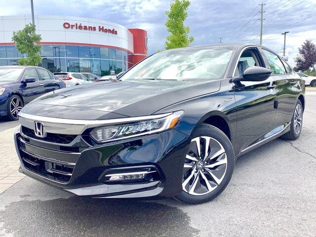 2019 Honda Accord Hybrid Base (Stk: 191115) in Orléans - Image 1 of 21