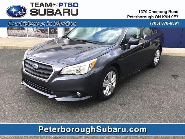 2016 Subaru Legacy 2.5i (Stk: SP0272) in Peterborough - Image 1 of 17