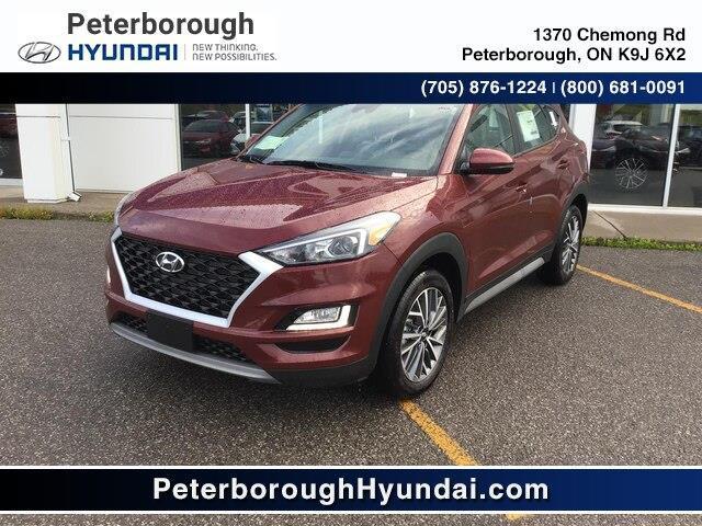 2019 Hyundai Tucson Preferred w/Trend Package (Stk: H12257) in Peterborough - Image 1 of 12