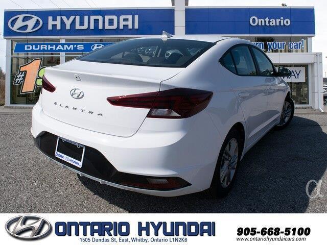 2020 Hyundai Elantra Luxury (Stk: 917255) in Whitby - Image 8 of 19