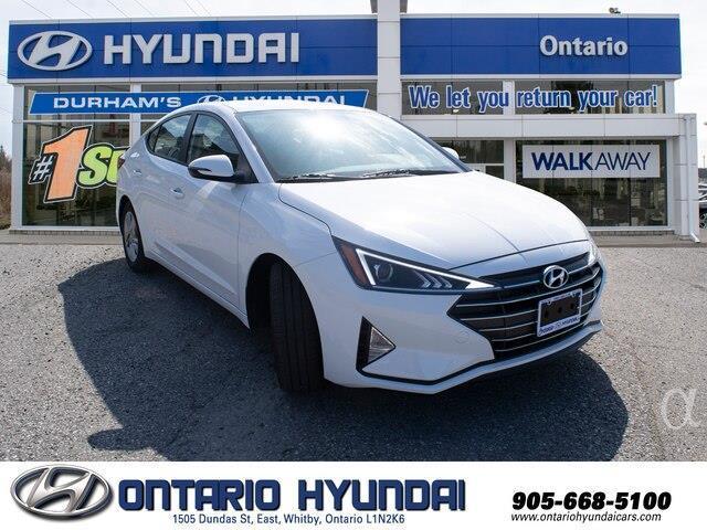 2020 Hyundai Elantra Luxury (Stk: 917255) in Whitby - Image 9 of 19