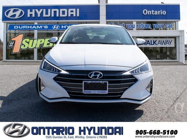 2020 Hyundai Elantra Luxury (Stk: 917255) in Whitby - Image 16 of 19
