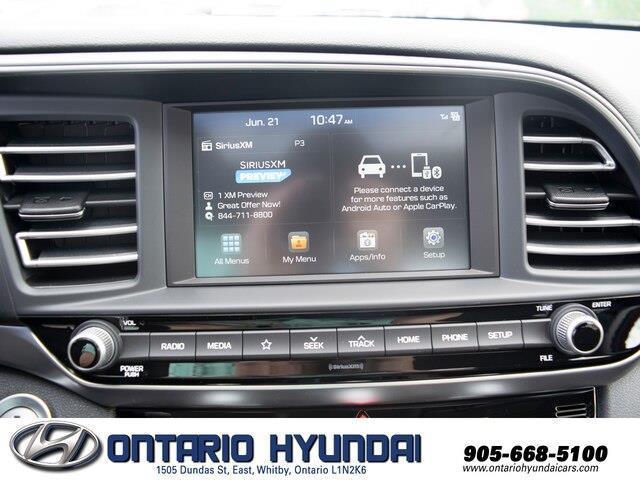 2020 Hyundai Elantra Luxury (Stk: 896728) in Whitby - Image 2 of 18