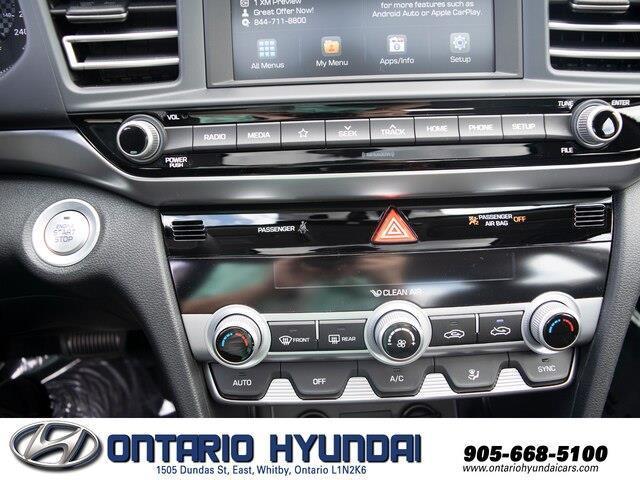 2020 Hyundai Elantra Luxury (Stk: 896728) in Whitby - Image 4 of 18