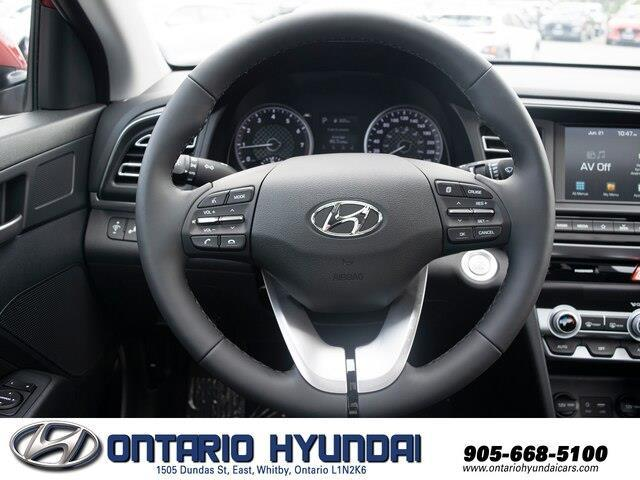 2020 Hyundai Elantra Luxury (Stk: 896728) in Whitby - Image 11 of 18