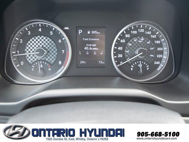 2020 Hyundai Elantra Luxury (Stk: 896728) in Whitby - Image 12 of 18