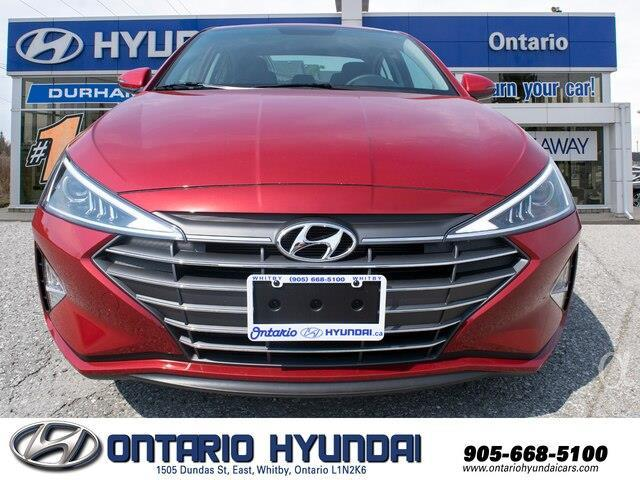 2020 Hyundai Elantra Preferred w/Sun & Safety Package (Stk: 956629) in Whitby - Image 15 of 17