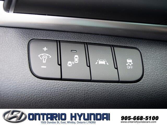 2020 Hyundai Elantra Luxury (Stk: 952038) in Whitby - Image 10 of 19