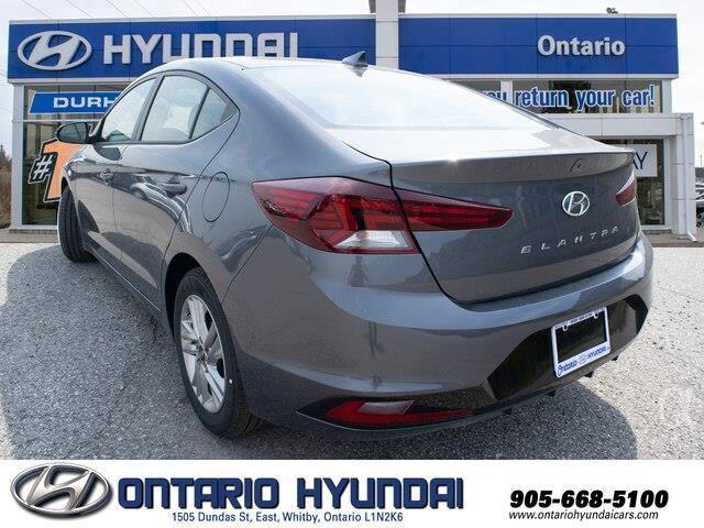 2020 Hyundai Elantra Luxury (Stk: 952674) in Whitby - Image 7 of 18