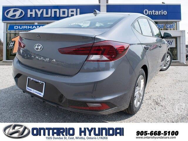 2020 Hyundai Elantra Luxury (Stk: 952674) in Whitby - Image 8 of 18