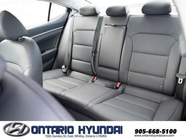 2020 Hyundai Elantra Luxury (Stk: 952674) in Whitby - Image 14 of 18