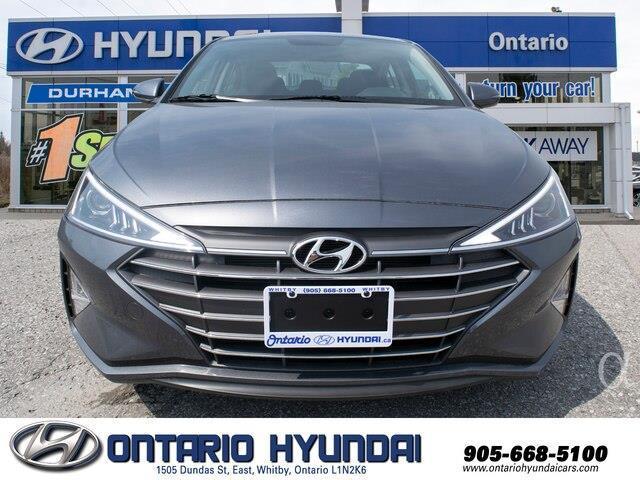 2020 Hyundai Elantra Luxury (Stk: 952674) in Whitby - Image 16 of 18