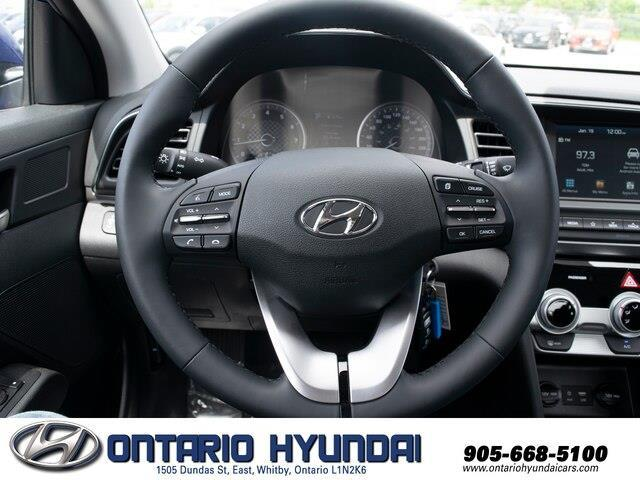 2020 Hyundai Elantra Preferred w/Sun & Safety Package (Stk: 955311) in Whitby - Image 10 of 17