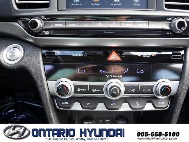 2020 Hyundai Elantra Luxury (Stk: 952501) in Whitby - Image 4 of 21