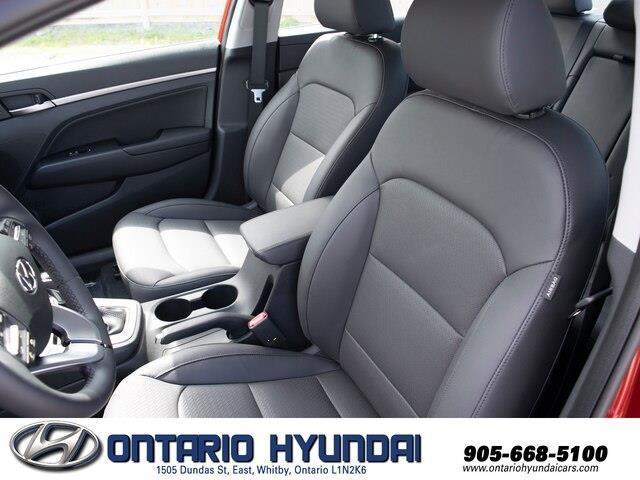 2020 Hyundai Elantra Luxury (Stk: 952501) in Whitby - Image 6 of 21