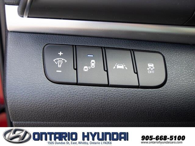 2020 Hyundai Elantra Luxury (Stk: 952501) in Whitby - Image 10 of 21