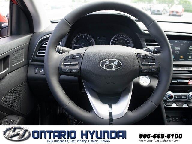 2020 Hyundai Elantra Luxury (Stk: 952501) in Whitby - Image 11 of 21