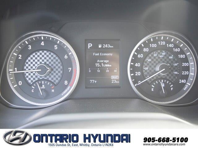 2020 Hyundai Elantra Luxury (Stk: 952501) in Whitby - Image 12 of 21