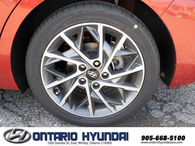 2020 Hyundai Elantra Luxury (Stk: 952501) in Whitby - Image 13 of 21