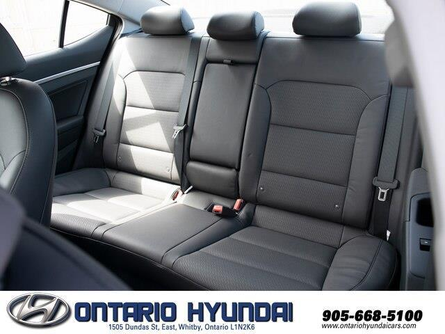 2020 Hyundai Elantra Luxury (Stk: 952501) in Whitby - Image 14 of 21