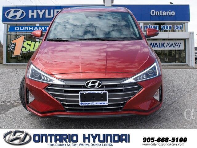 2020 Hyundai Elantra Luxury (Stk: 952501) in Whitby - Image 16 of 21
