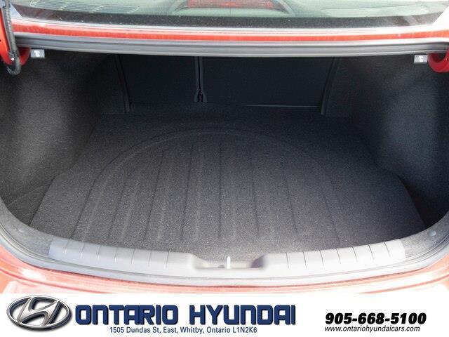 2020 Hyundai Elantra Luxury (Stk: 952501) in Whitby - Image 18 of 21