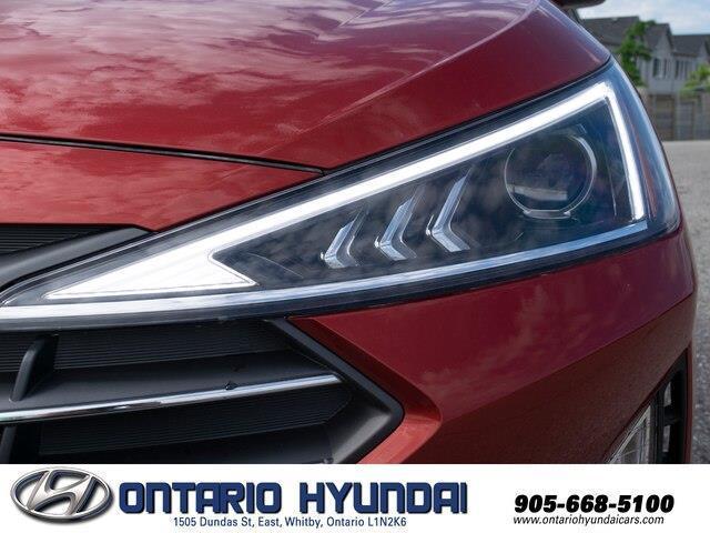 2020 Hyundai Elantra Luxury (Stk: 952501) in Whitby - Image 19 of 21