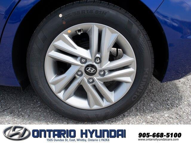 2020 Hyundai Elantra Preferred w/Sun & Safety Package (Stk: 955298) in Whitby - Image 12 of 17