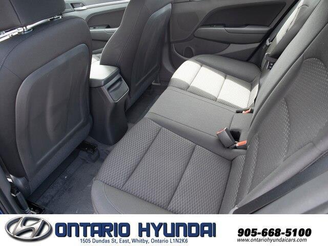 2020 Hyundai Elantra Preferred w/Sun & Safety Package (Stk: 955298) in Whitby - Image 13 of 17