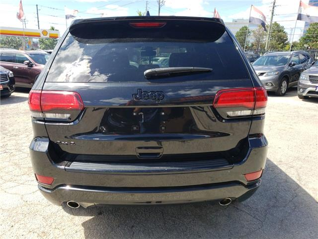 2015 Jeep Grand Cherokee Laredo (Stk: 858456) in Toronto - Image 4 of 14