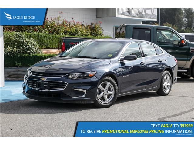 2017 Chevrolet Malibu LS (Stk: 172000) in Coquitlam - Image 1 of 15