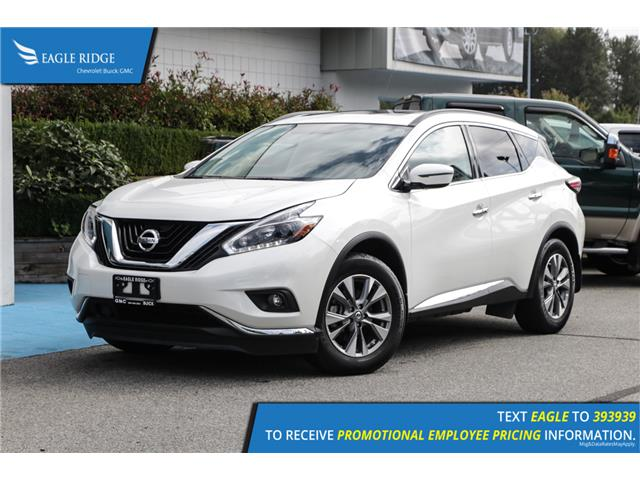 2018 Nissan Murano SV (Stk: 189373) in Coquitlam - Image 1 of 19