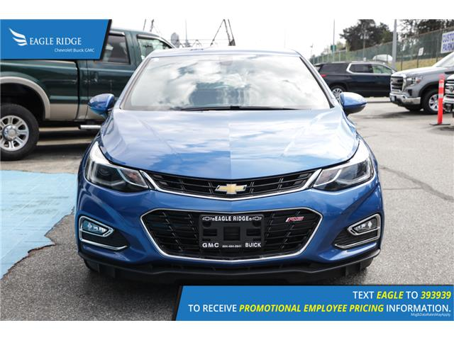 2018 Chevrolet Cruze Premier Auto (Stk: 189608) in Coquitlam - Image 2 of 16