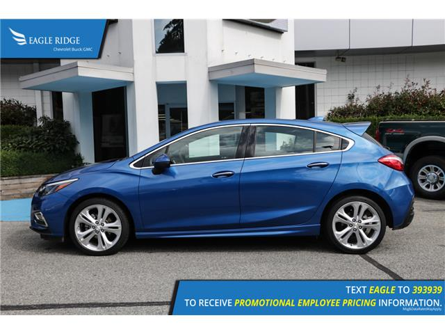 2018 Chevrolet Cruze Premier Auto (Stk: 189608) in Coquitlam - Image 3 of 16