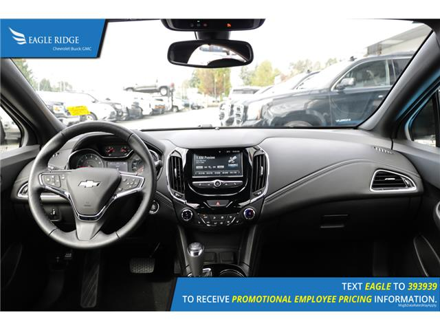 2018 Chevrolet Cruze Premier Auto (Stk: 189608) in Coquitlam - Image 8 of 16