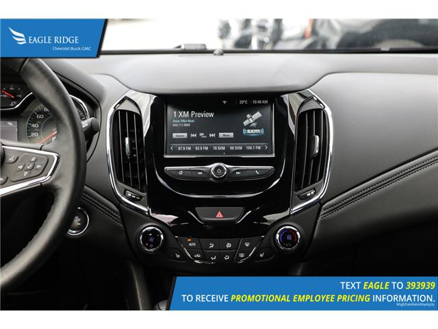 2018 Chevrolet Cruze Premier Auto (Stk: 189608) in Coquitlam - Image 10 of 16