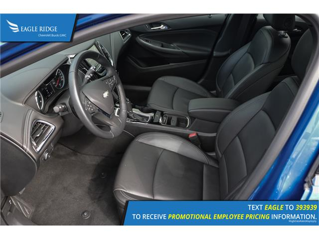 2018 Chevrolet Cruze Premier Auto (Stk: 189608) in Coquitlam - Image 15 of 16