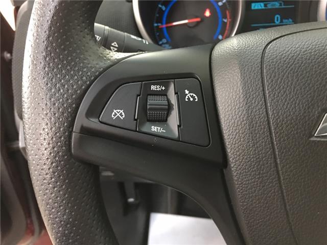 2015 Chevrolet Cruze 1LT (Stk: 35257J) in Belleville - Image 12 of 25