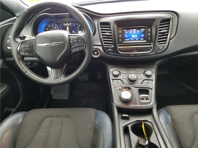 2016 Chrysler 200 S (Stk: I15661) in Thunder Bay - Image 4 of 14