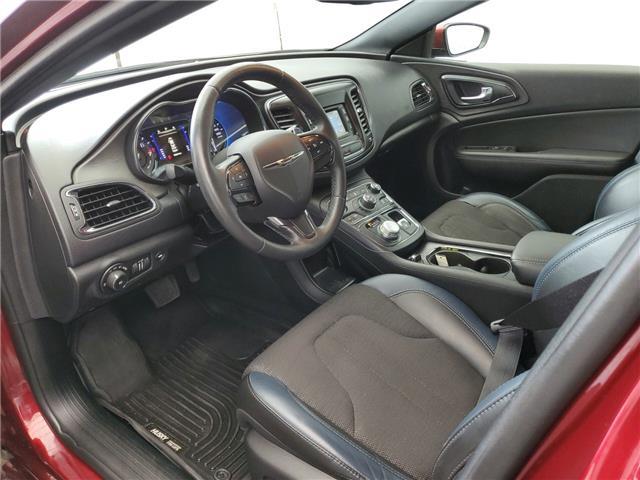 2016 Chrysler 200 S (Stk: I15661) in Thunder Bay - Image 9 of 14