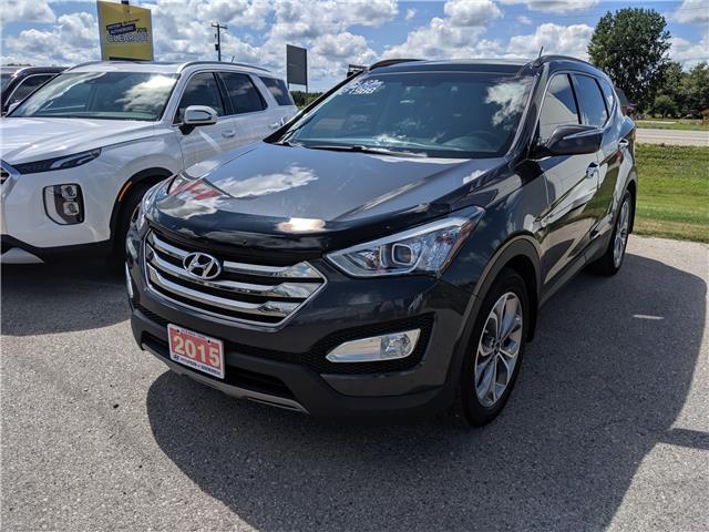 2015 Hyundai Santa Fe Sport 2.0T Limited (Stk: 20019A) in Goderich - Image 2 of 16
