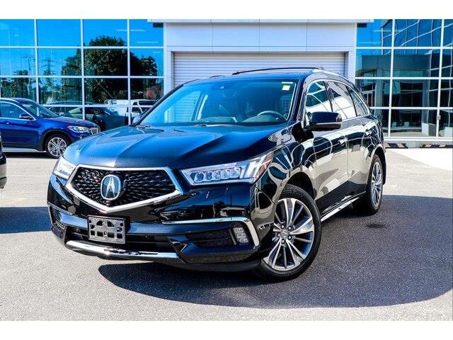 2017 Acura MDX Elite Package (Stk: P1547) in Ottawa - Image 1 of 20
