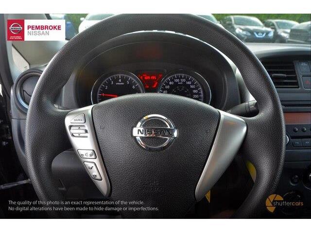 2015 Nissan Versa Note S (Stk: P172) in Pembroke - Image 11 of 20