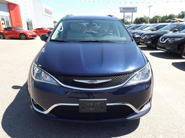 2017 Chrysler Pacifica Touring-L (Stk: 20000A) in Pembroke - Image 20 of 26