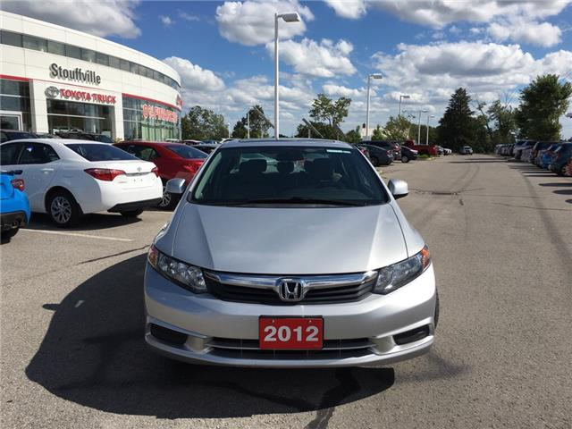 2012 Honda Civic EX-L (Stk: 190647A) in Whitchurch-Stouffville - Image 2 of 15