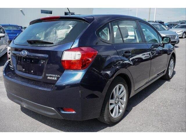 2016 Subaru Impreza 2.0i Touring Package (Stk: SK830A) in Ottawa - Image 5 of 19