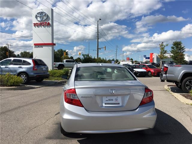 2012 Honda Civic EX-L (Stk: 190647A) in Whitchurch-Stouffville - Image 5 of 15
