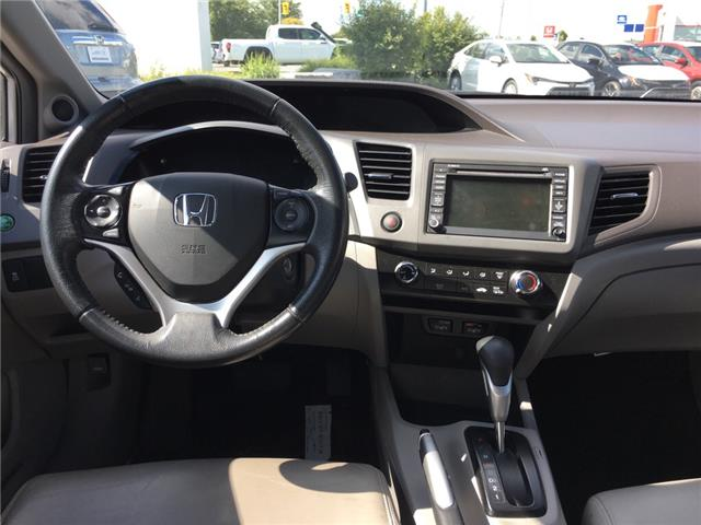 2012 Honda Civic EX-L (Stk: 190647A) in Whitchurch-Stouffville - Image 6 of 15