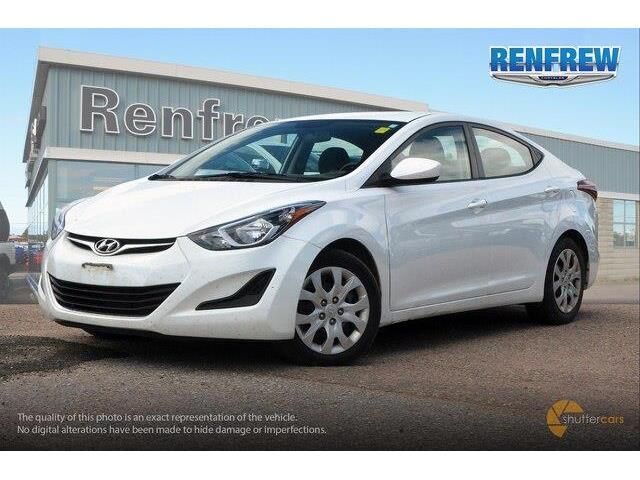 2015 Hyundai Elantra Sport (Stk: K316A) in Renfrew - Image 2 of 20