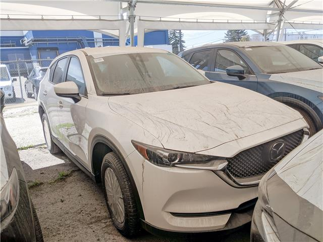 2019 Mazda CX-5 GS (Stk: H1606) in Calgary - Image 1 of 2